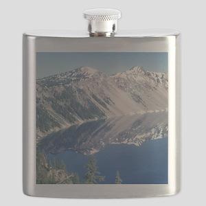 Crater Lake June 1967 Flask