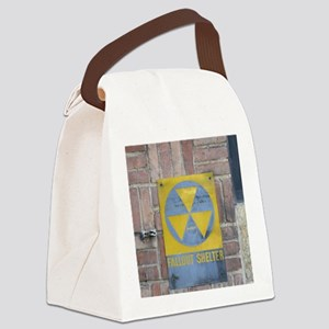 Fallout Shelter Canvas Lunch Bag