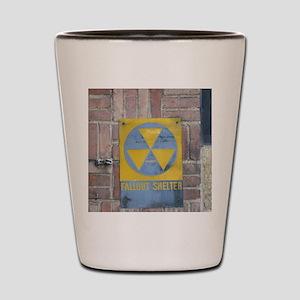 Fallout Shelter Shot Glass