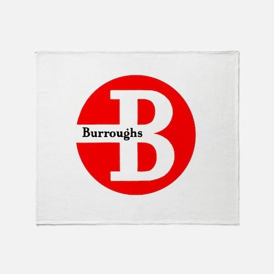 miscellaneous logo Throw Blanket