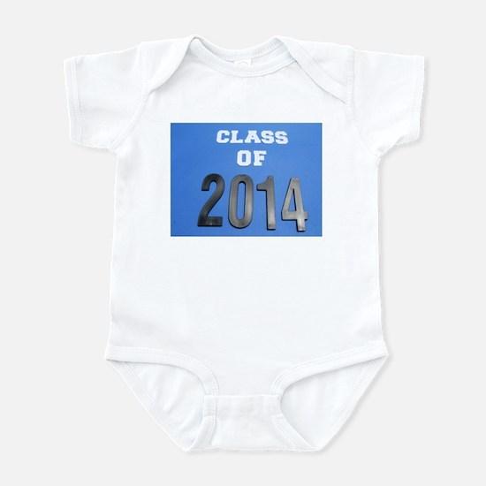 class of 2014 Infant Bodysuit