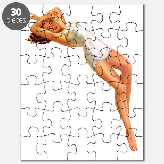 Pin up Puzzle