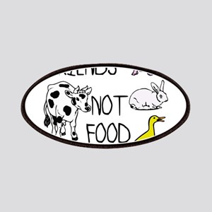 FRIENDS NOT FOOD Patch
