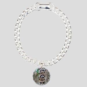 Baby Raccoons Bracelet