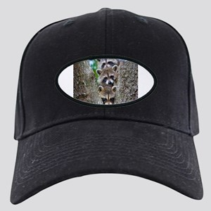 Baby Raccoons Baseball Hat
