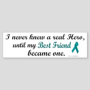 Never Knew A Hero OC (Best Friend) Sticker (Bumper