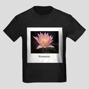 Namaste Pink Lotus Light Gifts T-Shirt