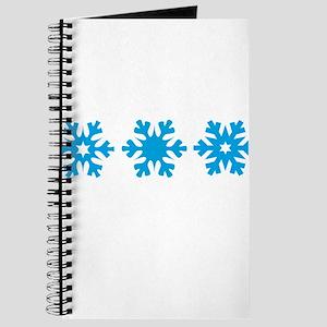 snowflakes Journal
