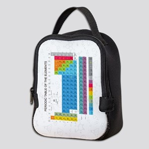 Periodic Table Of Elements With Chemistry Backgrou
