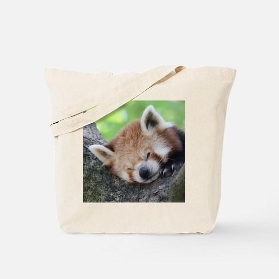 RedPanda20150810 Tote Bag