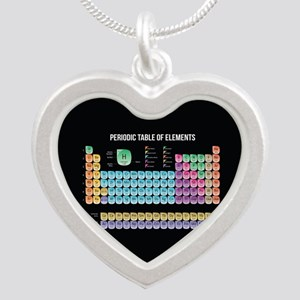 Periodic Table Of Elements Necklaces