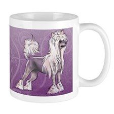 Chinese Crested Mug Mugs