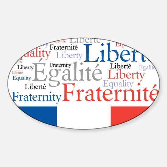 Celebrate France Decal