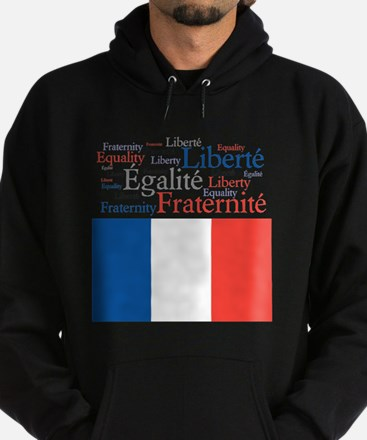 Celebrate France Hoodie (dark)