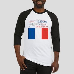 Celebrate France Baseball Jersey