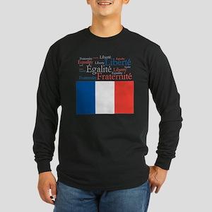 Celebrate France Long Sleeve T-Shirt