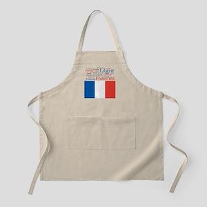 Celebrate France Apron