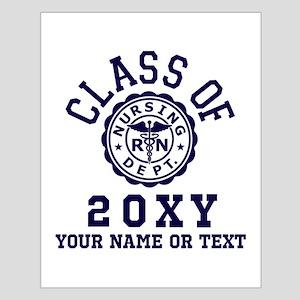 Class of 20?? Nursing Posters