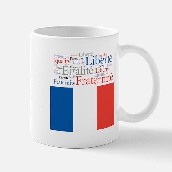 Celebrate France Mugs