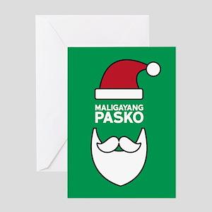 Maligayang Pasko Greeting Cards