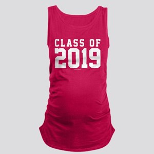 Class of 2019 Maternity Tank Top