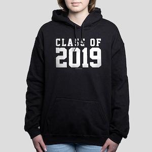 Class of 2019 Women's Hooded Sweatshirt