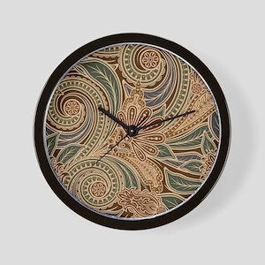 Pretty Odd Wall Clocks - CafePress