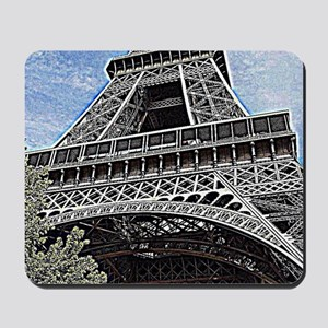 a little piece of Paris Mousepad
