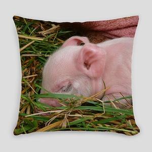 Sleeping Baby  Everyday Pillow