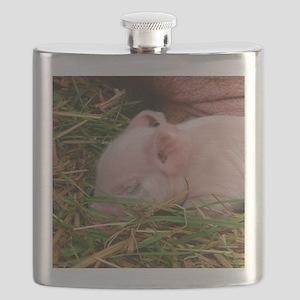 Sleeping Baby  Flask