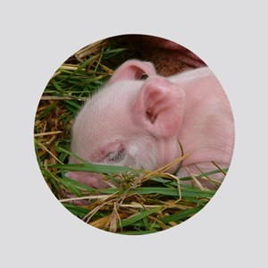 Sleeping Baby  Button