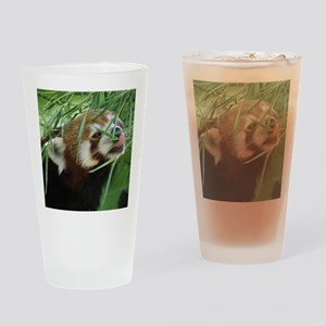 RedPanda20150812 Drinking Glass