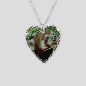 RedPanda20150812 Necklace Heart Charm