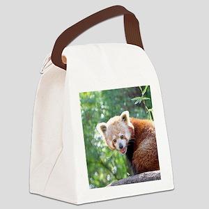RedPanda20150813 Canvas Lunch Bag