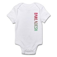 Banladesh Infant Bodysuit