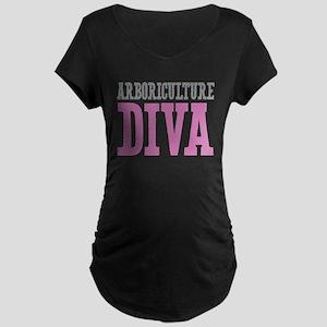 Arboriculture DIVA Maternity T-Shirt