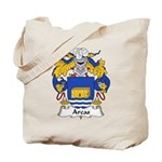 Arcas Family Crest Tote Bag