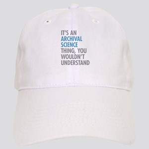 Archival Science Thing Cap