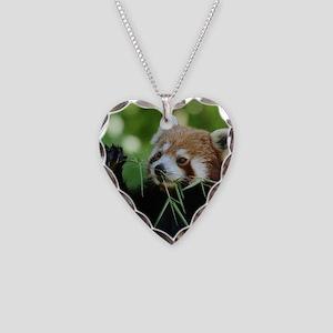 RedPanda20150818 Necklace Heart Charm