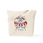 Arbelaez Family Crest Tote Bag