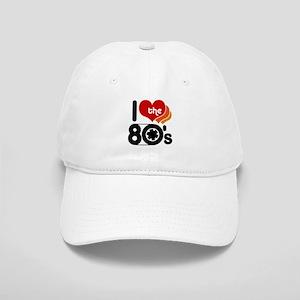 I Love the 80's Cap