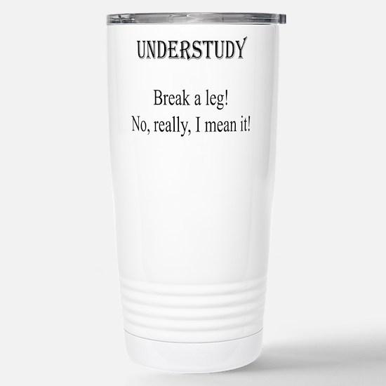 Understudy Stainless Steel Travel Mug