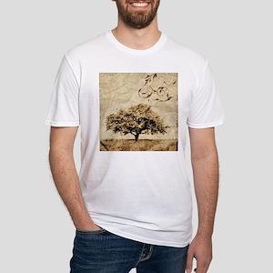 romantic landscape oak tree T-Shirt