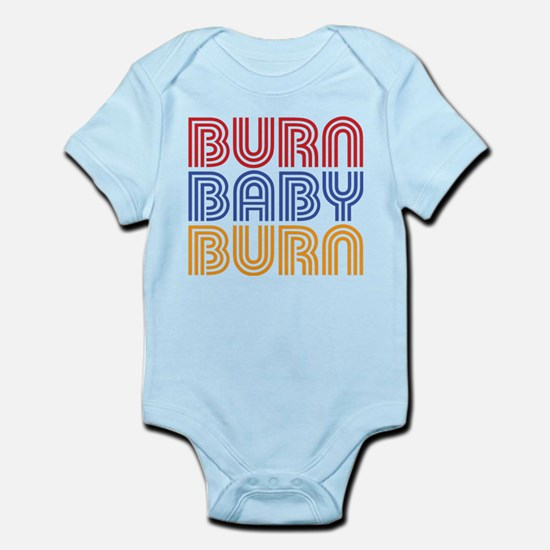 BURN BABY BURN Body Suit
