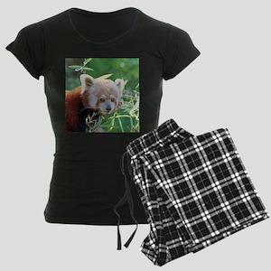 RedPanda20150805 Women's Dark Pajamas