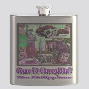 Come to Corregidor! Flask