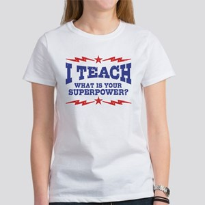 Funny Teacher Women's T-Shirt