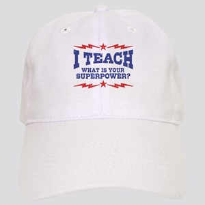 Funny Teacher Cap