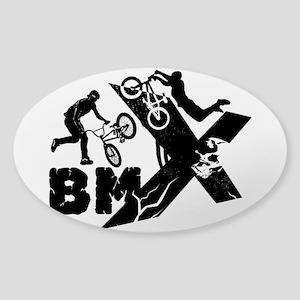 BMX Rider Sticker