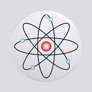 Atomic Round Ornament